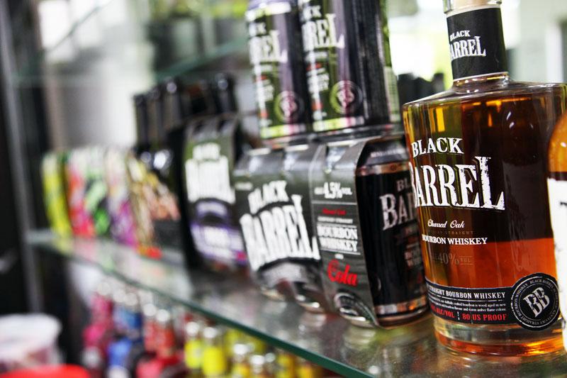 onebev-blackbarrel-products